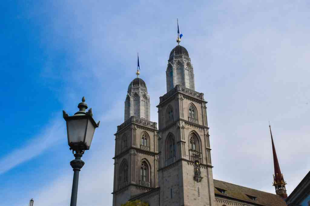 Altstadt is one of the best places to stay in Zurich with kids