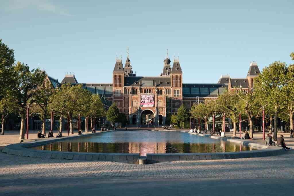 The Rijksmuseum is a wonderful museum for kids
