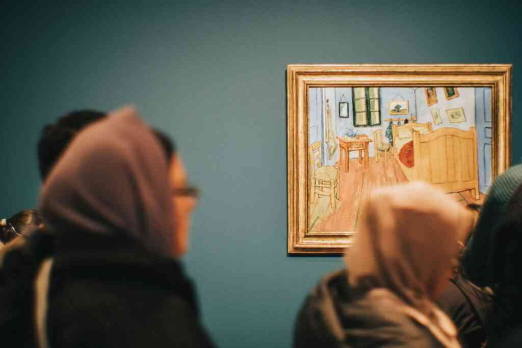 The Van Gogh Museum for kids is a great experience