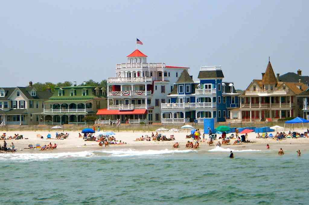 Cape May is one of the most beautiful places to visit during COVID