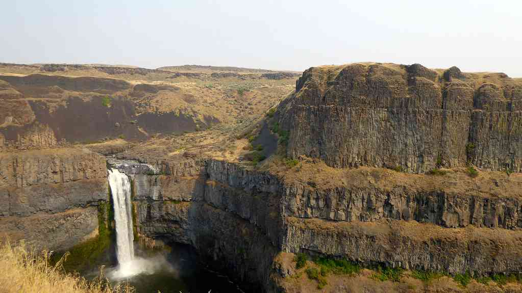 The Coulee Corridor is one of the best places to visit during COVID