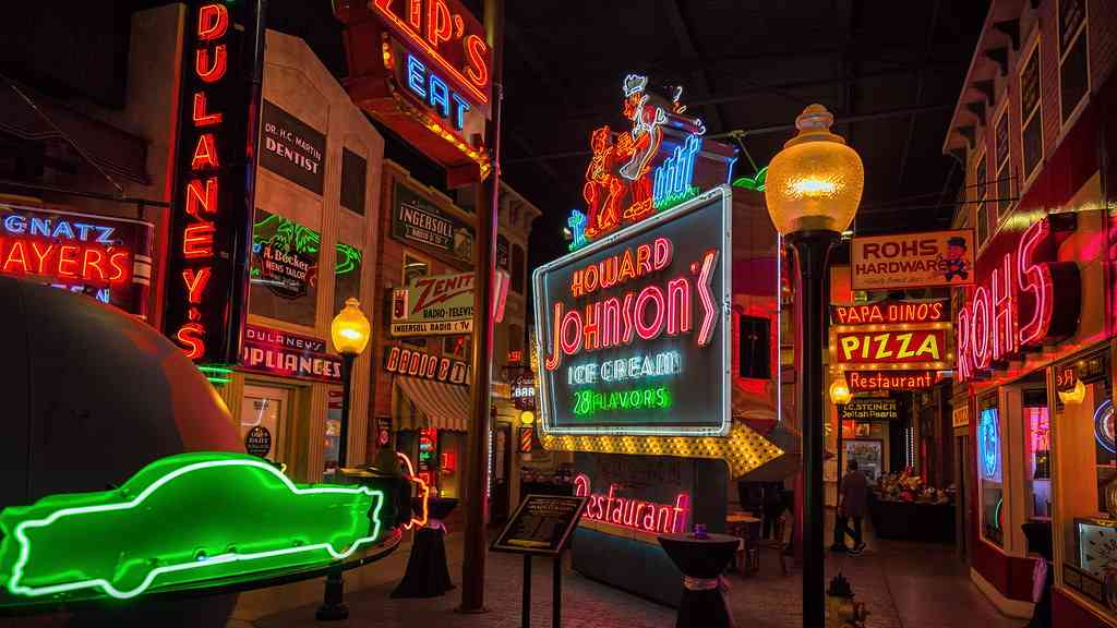 The sign museum is one of the best palces to visit during COVD