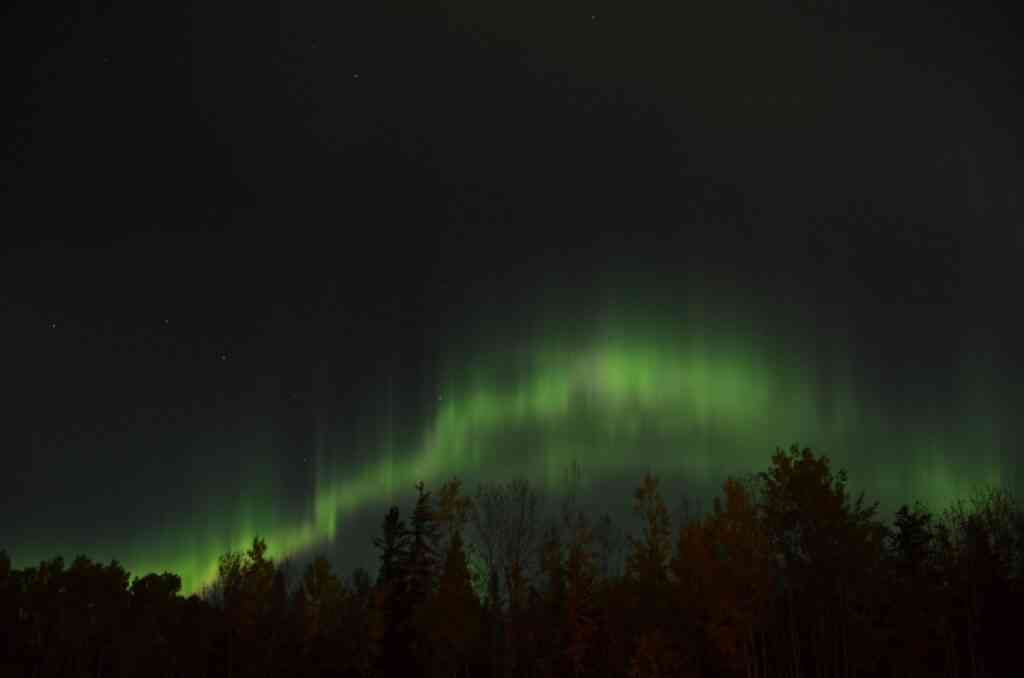 Visiting the Northern Lights in Minnesotta is one of the best things to do during COVID