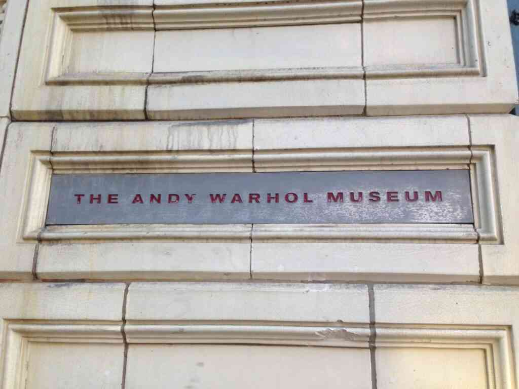 The Andy Warhol Museum is one of the best laces to visit during COVID