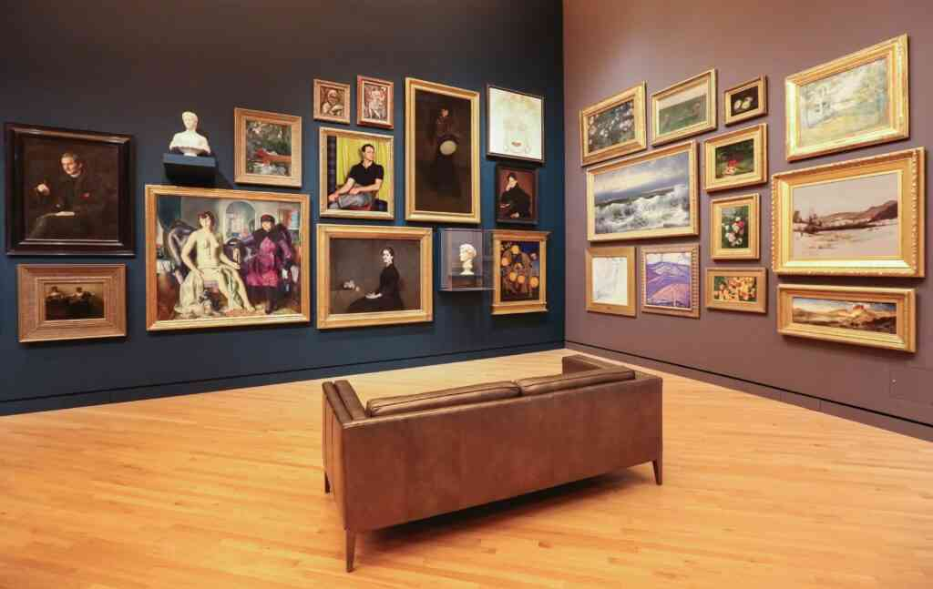 The Arkansas: Crystal Bridges Museum  is one of the best places to visit during COVID