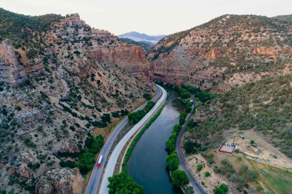 The Royal Gorge Route is one of the best places to visit during COVID