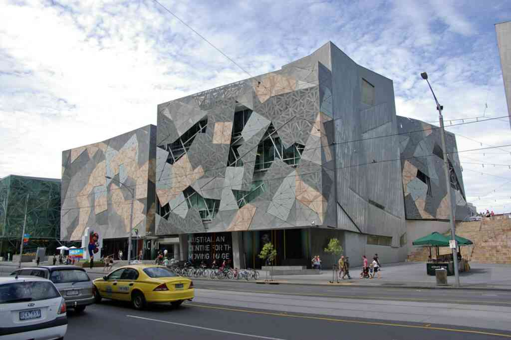The ACMI is one of the best museums to see in Mebourne with kids
