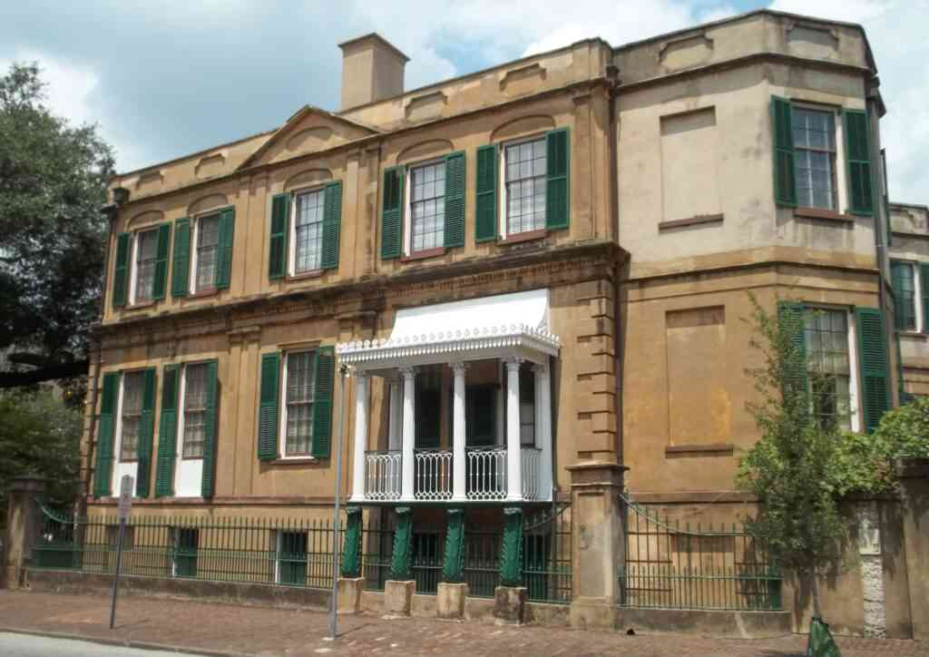 the Owens Thomas House is one f the best places to see with kids in Savannah