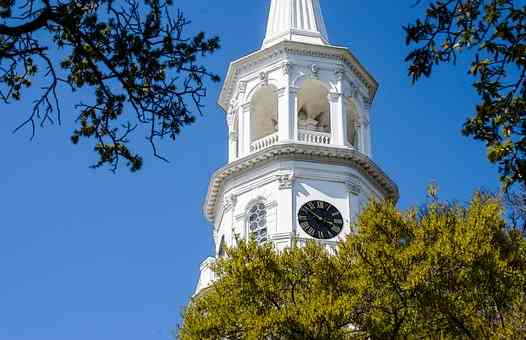 Downtown Charleston is one of the best places to stay in Charleston with kids