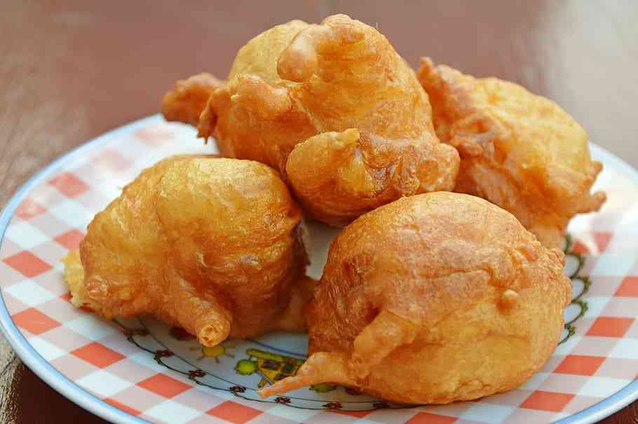 conch fritters are one of the best dishes to try in St Augustine with kids