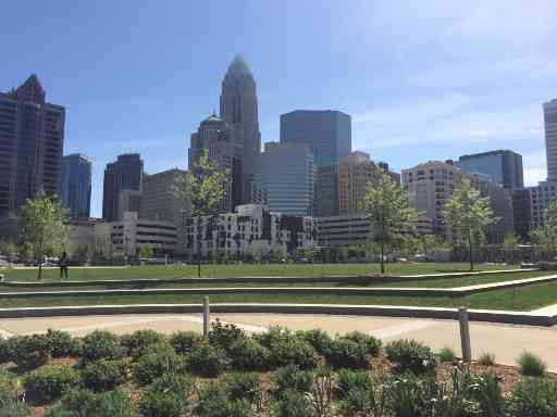 Romare Bearden park - Things To Do in Charlotte with Kids