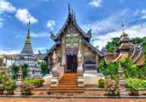 Chiang Mai - Best Place to Spend New Years Eve with Kids