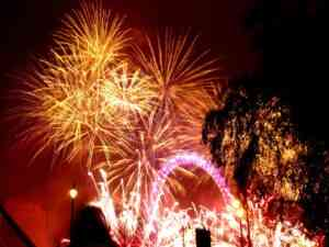 London - Best Place to Spend New Years Eve with Kids
