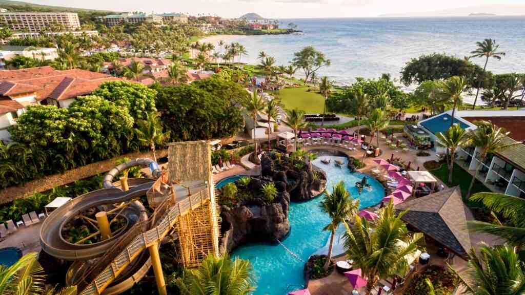 Wailea Beach Resort – Marriott, Maui