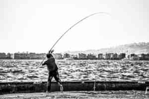 the best travel spinning rod