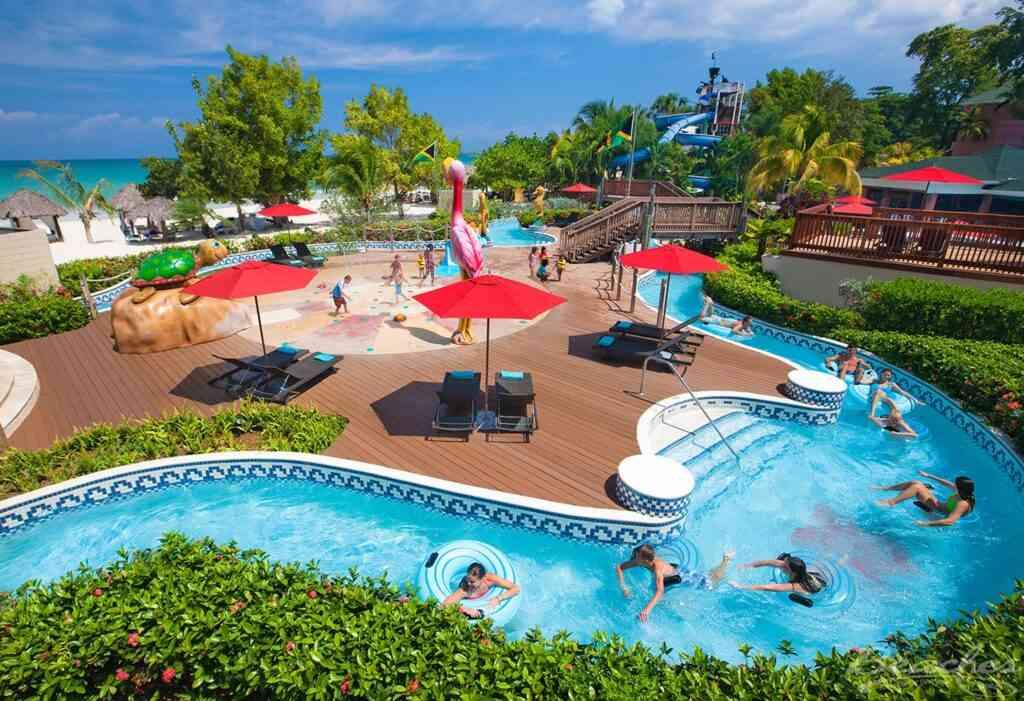 Beaches Negril Resort & Spa, Negril, Jamaica
