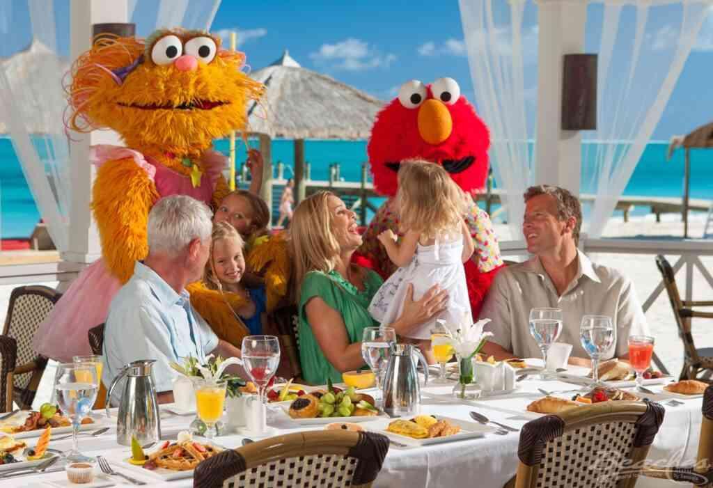 Beaches Turks & Caicos Resort & Spa