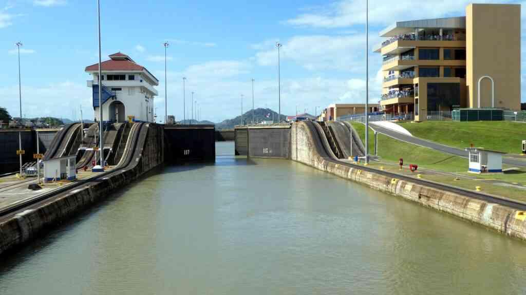 Panama Canal Panama
