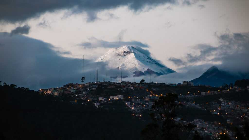 Soak in the Volcano Thermal Pools, best time to travel to Ecuador