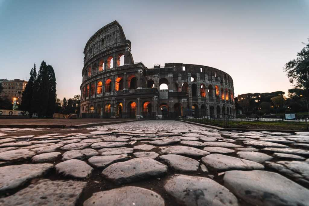 Colosseum Forum