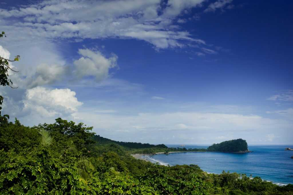 Manuel Antonio Beach is the best beach in Costa Rica for families