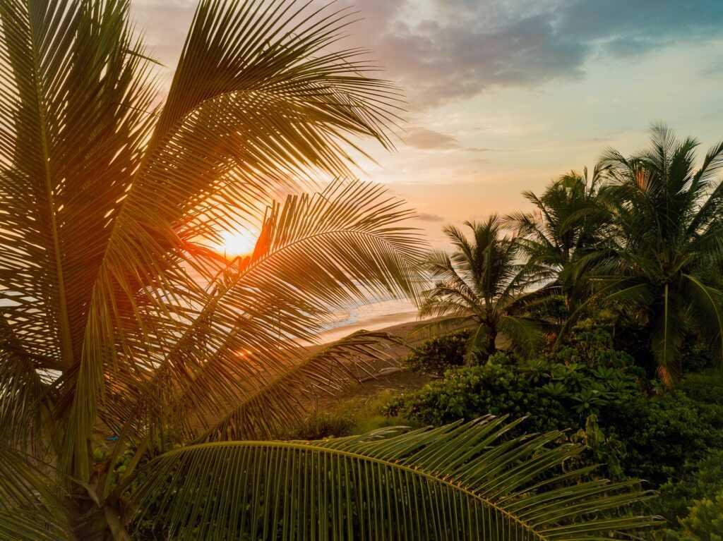 best beach in Costa Rica