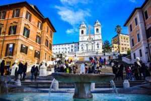 best neighbourhoods to stay in Rome