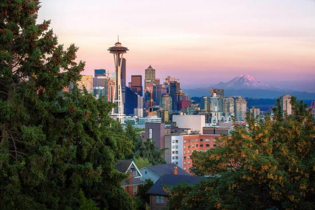 hostels in Seattle