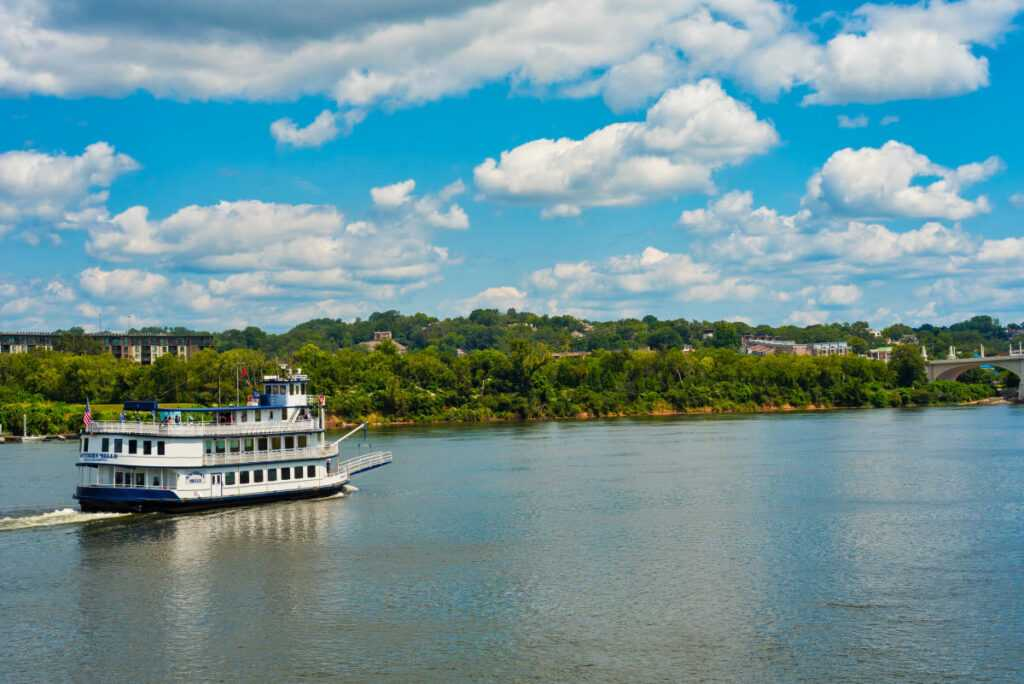 riverboat company chattanooga