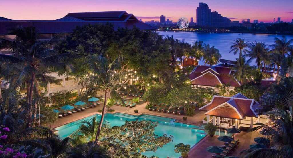 Bangkok's Anantara Riverside Resort