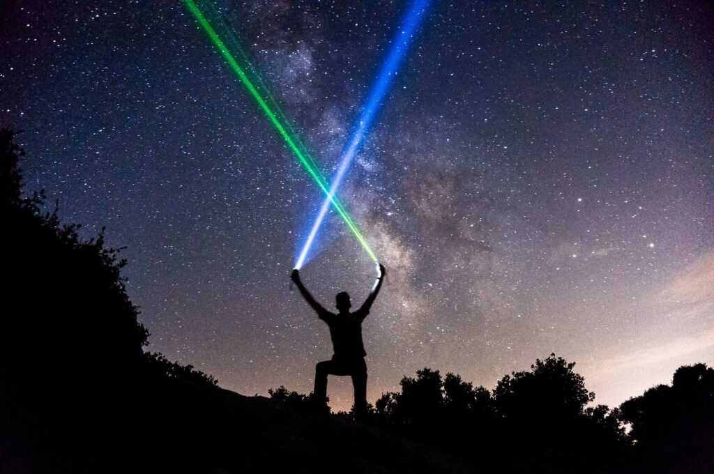best camping flashlight