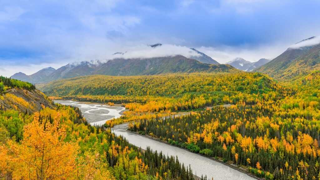 best place to visit in Alaska