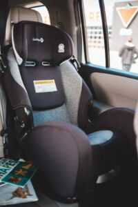 how to pack a car seat for checked baggage