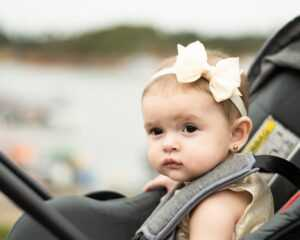 how to road trip with a baby