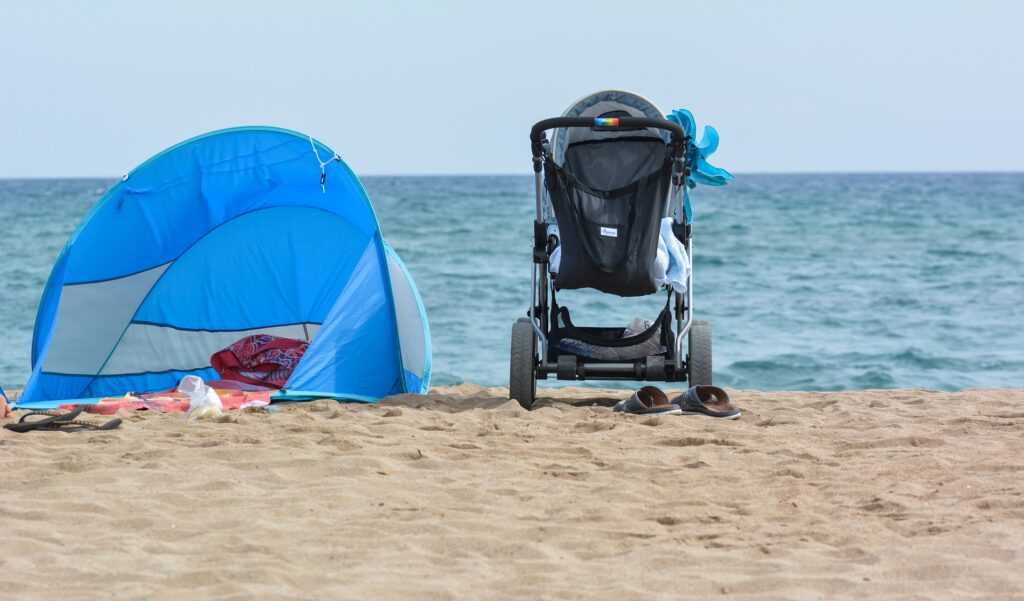 best beach strollers